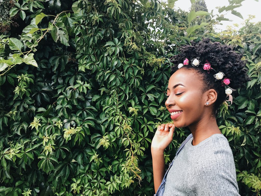Nkhensani Rikhotso: Why loving your natural hair is the first step to retaining LENGTH.