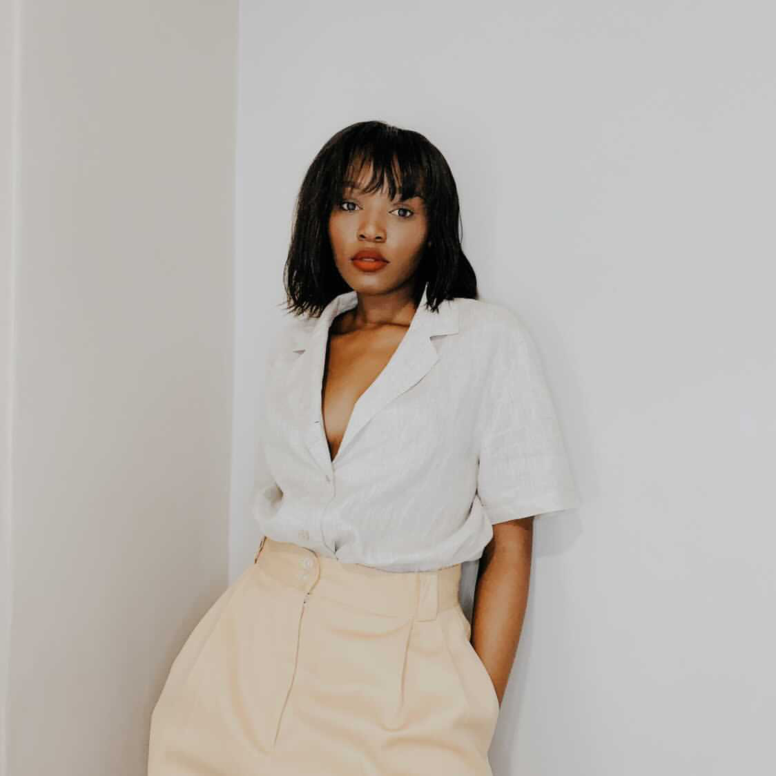 Lerato Ngoepe: Miss South Africa 2020 Top 35 Finalist & Noko Thrifts Founder Chats To Us